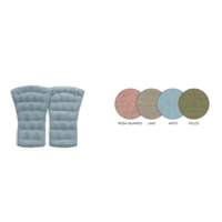thumb-Kussen - Relaxfauteuil - FOLIO Comfort - Blauw - Nardi-5
