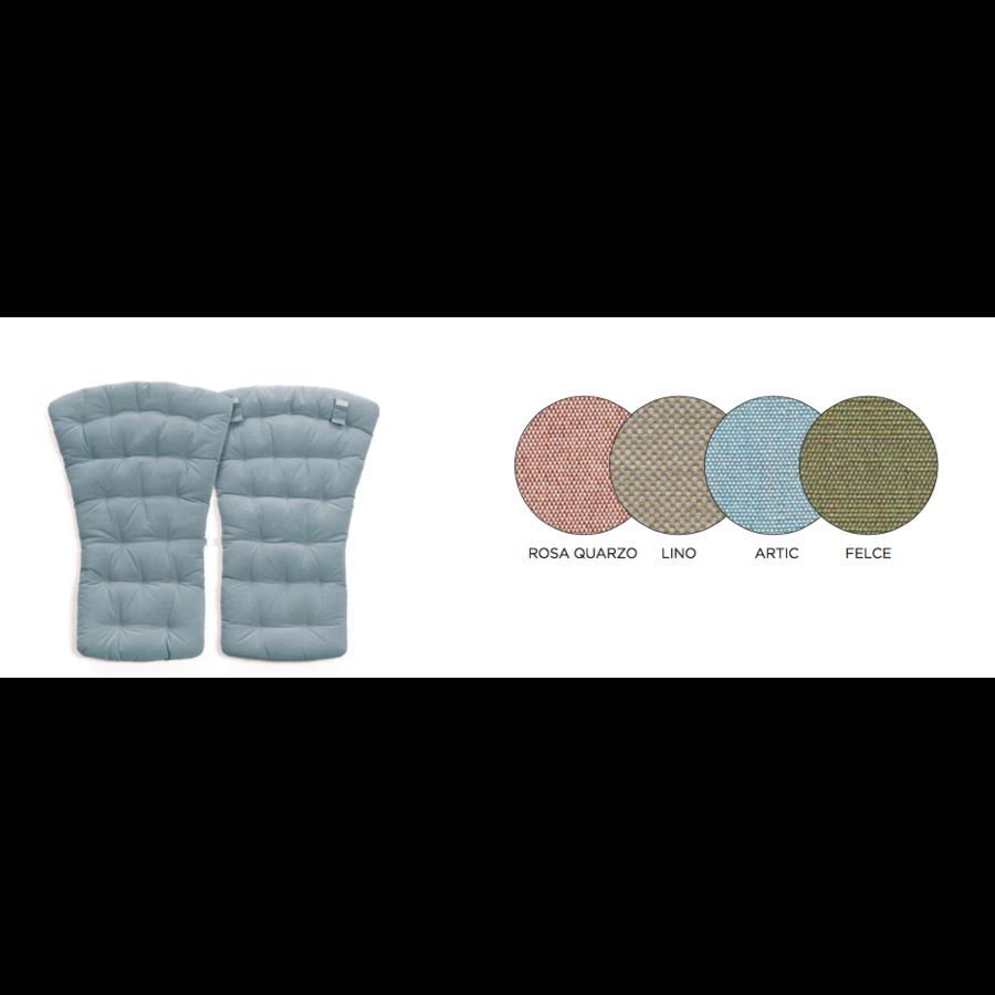 Kussen - Relaxfauteuil - FOLIO Comfort - Blauw - Nardi-5
