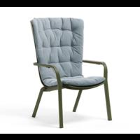 thumb-Kussen - Relaxfauteuil - FOLIO Comfort - Blauw - Nardi-1