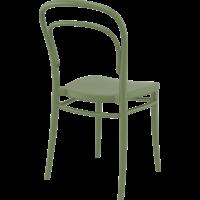 thumb-Tuinstoel - Stapelbaar - Olijf Groen - Marie - Siesta-5