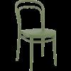 Siesta  Tuinstoel - Stapelbaar - Olijf Groen - Marie - Siesta
