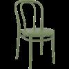 Siesta  Tuinstoel - Stapelbaar - Olijf Groen - Victor - Siesta