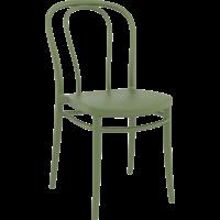 thumb-Tuinstoel - Stapelbaar - Olijf Groen - Victor - Siesta-1