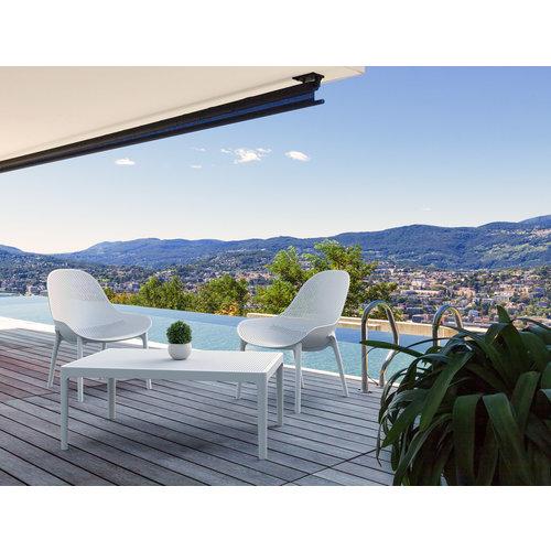 Siesta Exclusive Tuinstoel - Sky Lounge - Zwart - Siesta Exclusive