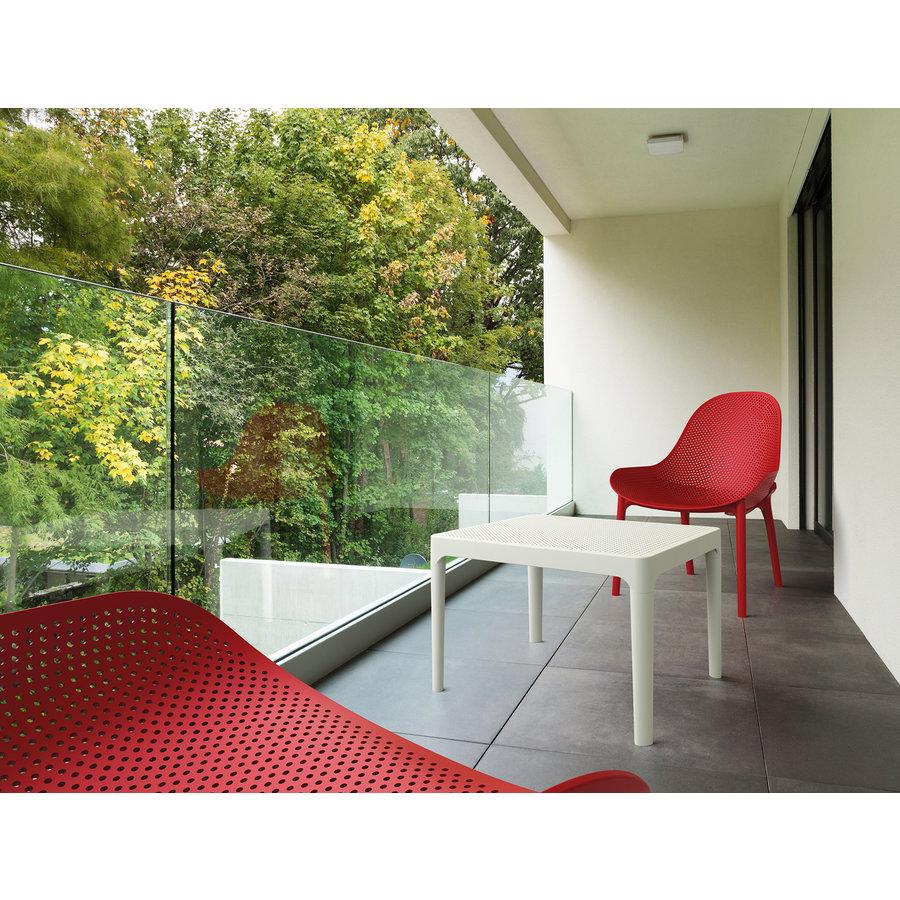 Tuinstoel - Sky Lounge - Rood - Siesta Exclusive-3