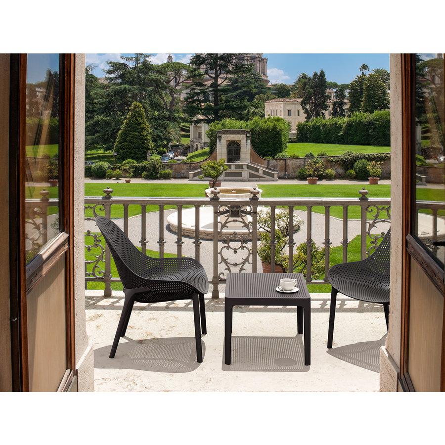 Tuinstoel - Sky Lounge - Rood - Siesta Exclusive-8