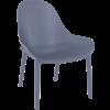 Siesta Exclusive Tuinstoel - Sky Lounge - Donkergrijs - Siesta Exclusive