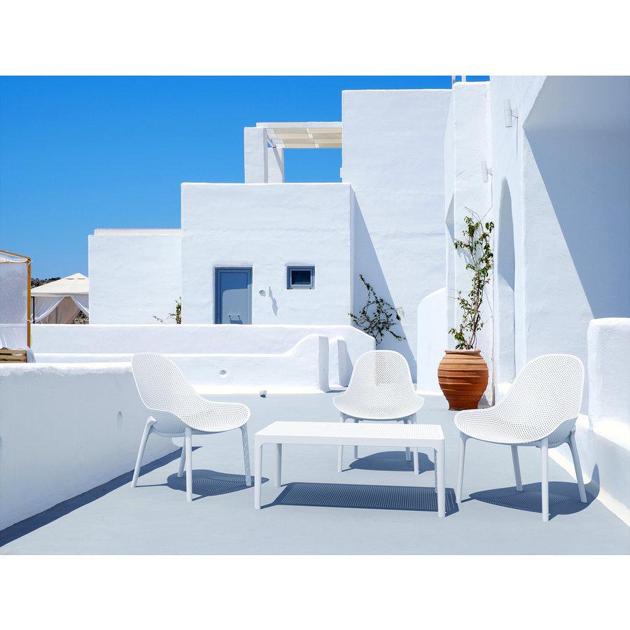 Tuinstoel - Sky Lounge - Geel - Siesta Exclusive-6