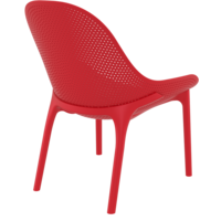 thumb-Tuinstoel - Sky Lounge - Rood - Siesta Exclusive-6
