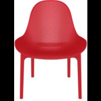 thumb-Tuinstoel - Sky Lounge - Rood - Siesta Exclusive-2