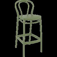 thumb-Barkruk - 75 cm - Victor - Olijf Groen - Siesta-1