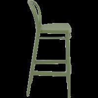 thumb-Barkruk - 75 cm - Victor - Olijf Groen - Siesta-5