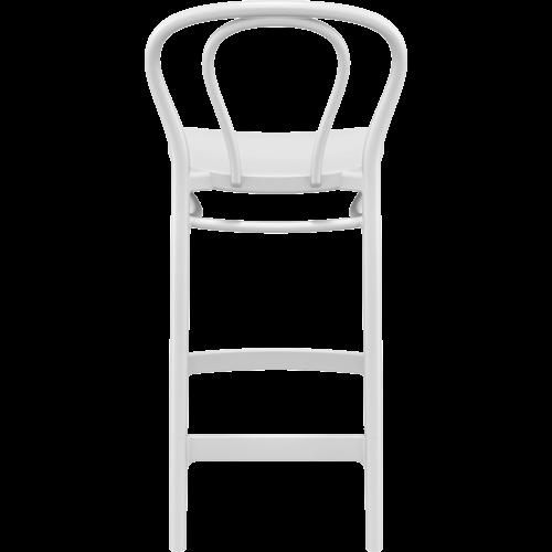 Siesta  Counter Barkruk - 65 cm - Victor - Wit - Siesta