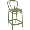Siesta  Counter Barkruk - 65 cm - Victor - Olijf Groen - Siesta