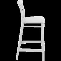 thumb-Counter Barkruk - 65 cm - Cross - Wit - Siesta-7