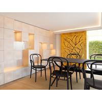 thumb-Tuinstoel - Stapelbaar - Donkergrijs  - Victor XL - Siesta-8