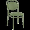 Siesta  Tuinstoel - Stapelbaar - Olijf Groen - Marcel - Siesta