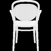 thumb-Tuinstoel - Stapelbaar - Wit - Marcel XL - Siesta-5