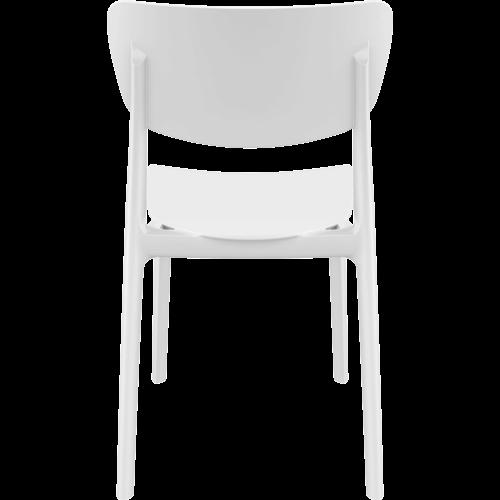 Siesta  Tuinstoel - Stapelbaar - Wit - Monna - Siesta