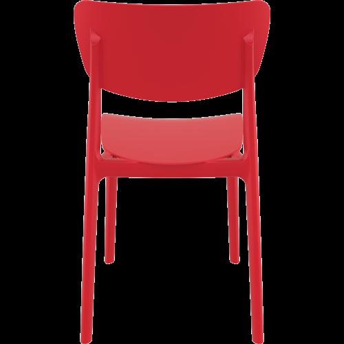 Siesta  Tuinstoel - Stapelbaar - Rood - Monna - Siesta