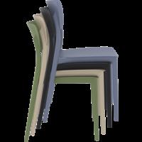 thumb-Tuinstoel - Stapelbaar - Taupe - Lucy - Siesta-9