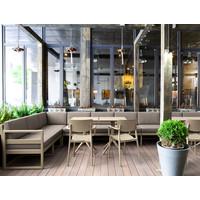 thumb-Tuinstoel - Stapelbaar - Olijf Groen - Loft - Siesta-4