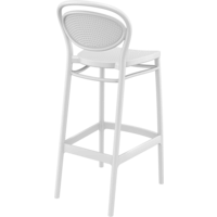 thumb-Barkruk - 75 cm - Marcel - Wit - Siesta-5