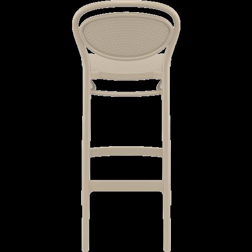 Siesta  Barkruk - 75 cm - Marcel - Taupe - Siesta