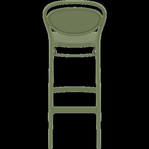 Siesta  Barkruk - 75 cm - Marcel - Olijf Groen - Siesta