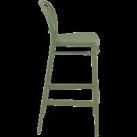thumb-Barkruk - 75 cm - Marcel - Olijf Groen - Siesta-7