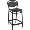 Siesta  Counter Barkruk - 65 cm - Marcel - Zwart - Siesta