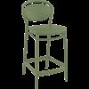 Siesta  Counter Barkruk - 65 cm - Marcel - Olijf Groen - Siesta