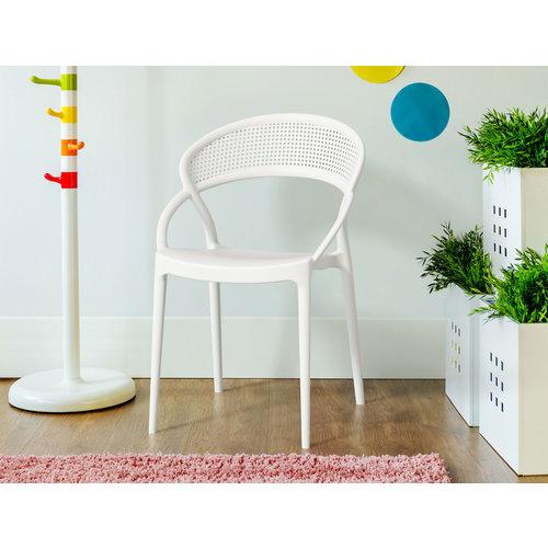 Siesta Exclusive Tuinstoel - Sunset - Donkergrijs - Siesta Exclusive