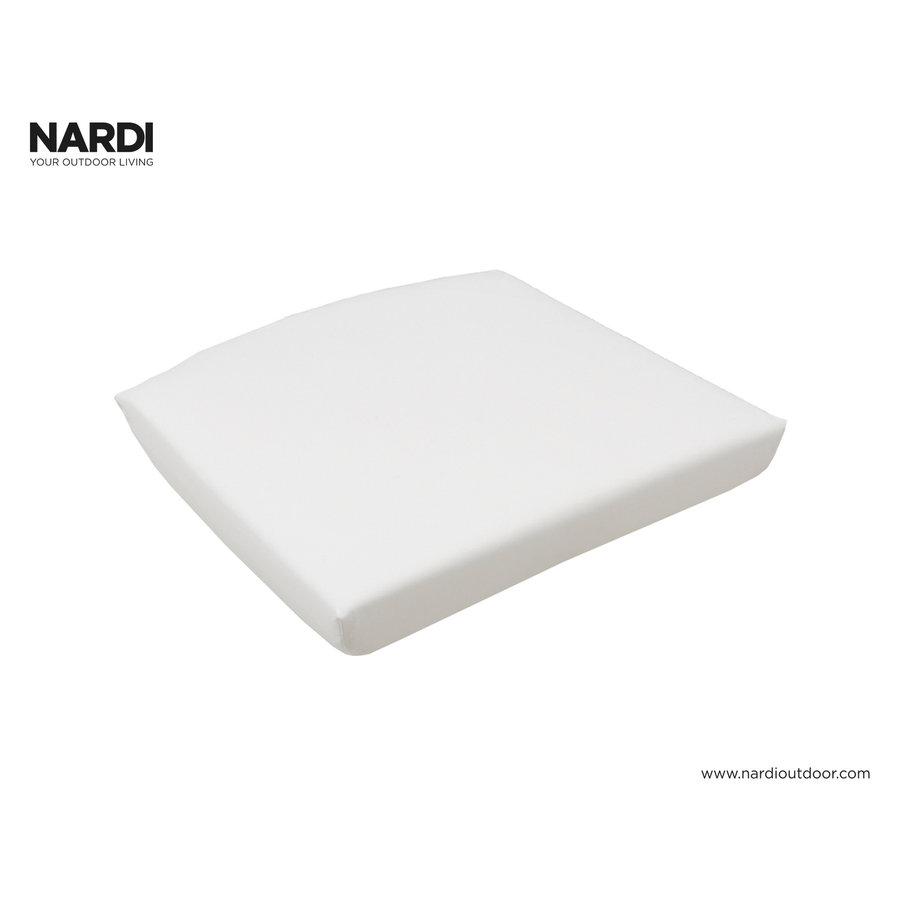 Tuinstoel Kussen - Net Relax - Wit - Bianco - Nardi-1