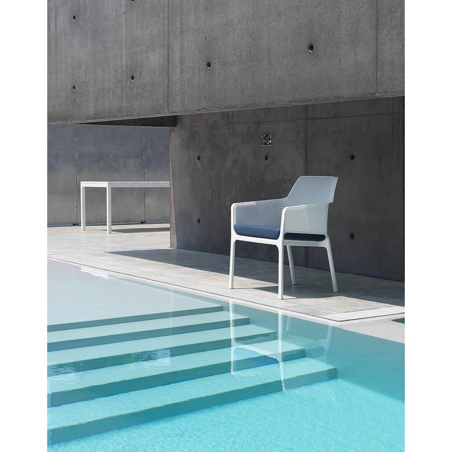 Tuinstoel Kussen - Net Relax - Turquoise - Sardinia - Nardi-9