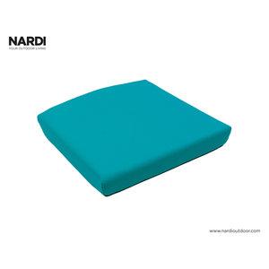 Nardi Tuinstoel Kussen - Net Relax - Turquoise - Sardinia - Nardi