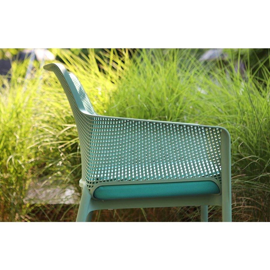 Tuinstoel kussen - Net Relax - Geel - Senape - Nardi-5