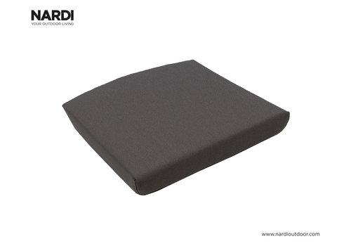 Tuinstoelkussen - Net Relax - Donkergrijs - Grey Stone - Nardi