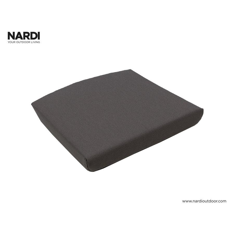 Tuinstoelkussen - Net Relax - Donkergrijs - Grey Stone - Nardi-1