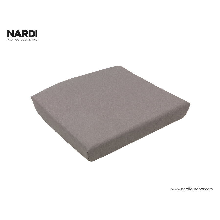 Tuinstoelkussen - Net Relax - Donkergrijs - Grey Stone - Nardi-9