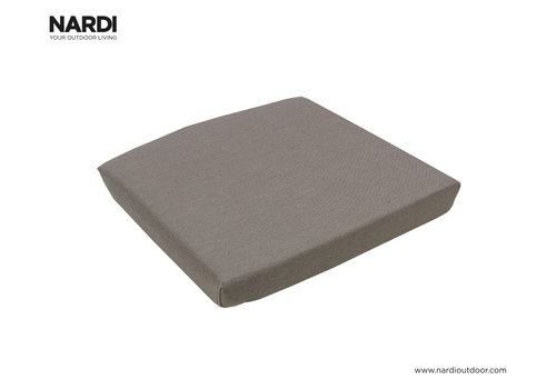 Tuinstoelkussen - Net Relax - Grijs - Grigio - Sunbrella ® -  Nardi