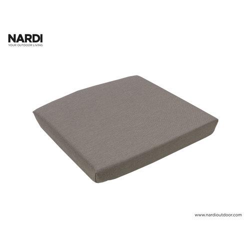 Nardi Tuinstoel Kussen - Net Relax - Grijs - Grigio - Sunbrella ® -  Nardi
