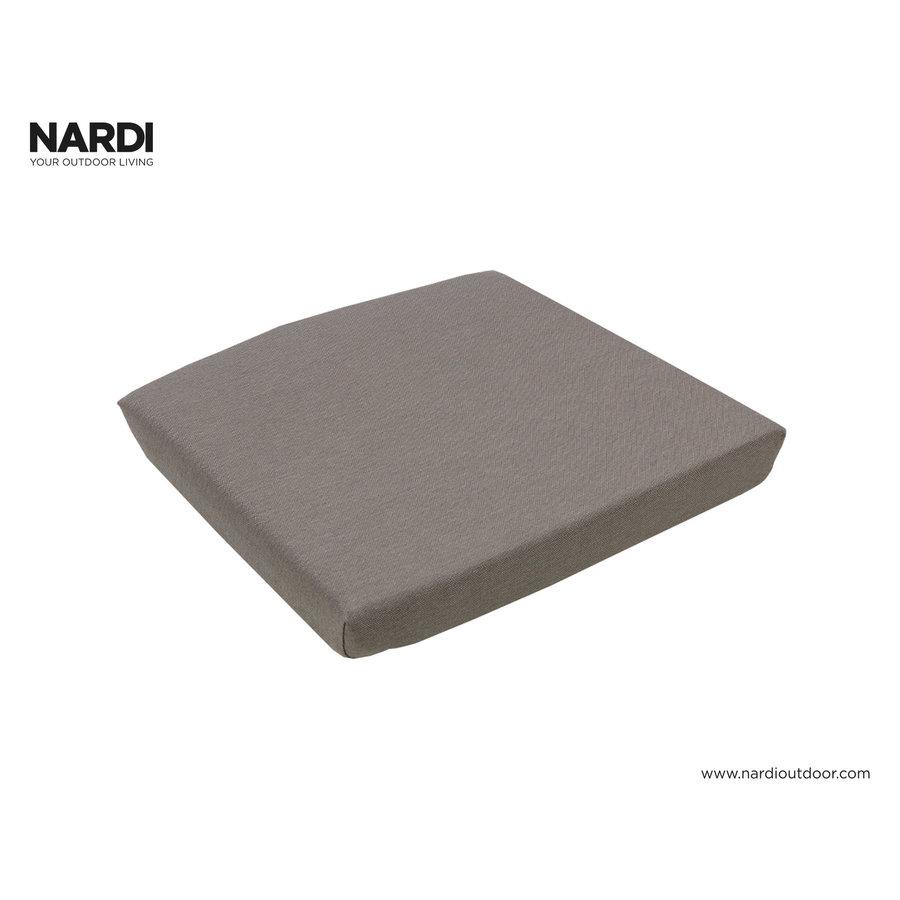 Tuinstoel Kussen - Net Relax - Grijs - Grigio - Sunbrella ® -  Nardi-1