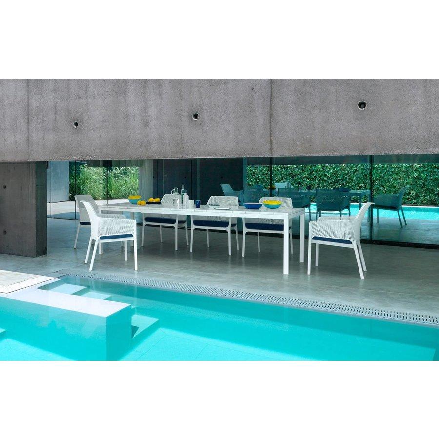 Tuinstoel Kussen - Net Relax - Grijs - Grigio - Sunbrella ® -  Nardi-3