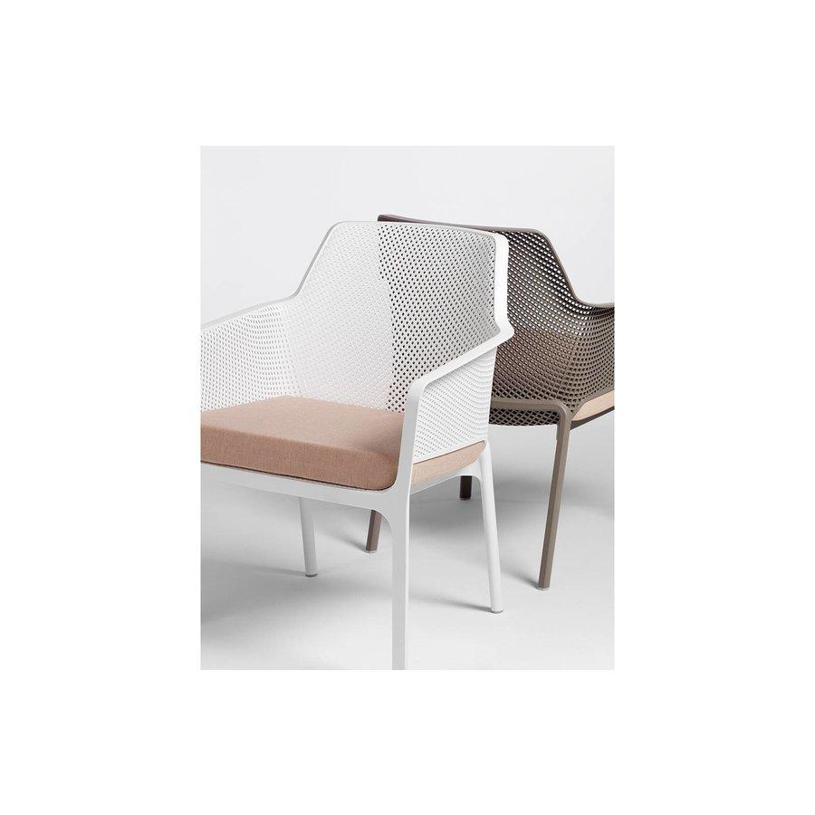 Tuinstoel Kussen - Net Relax - Grijs - Grigio - Sunbrella ® -  Nardi-7