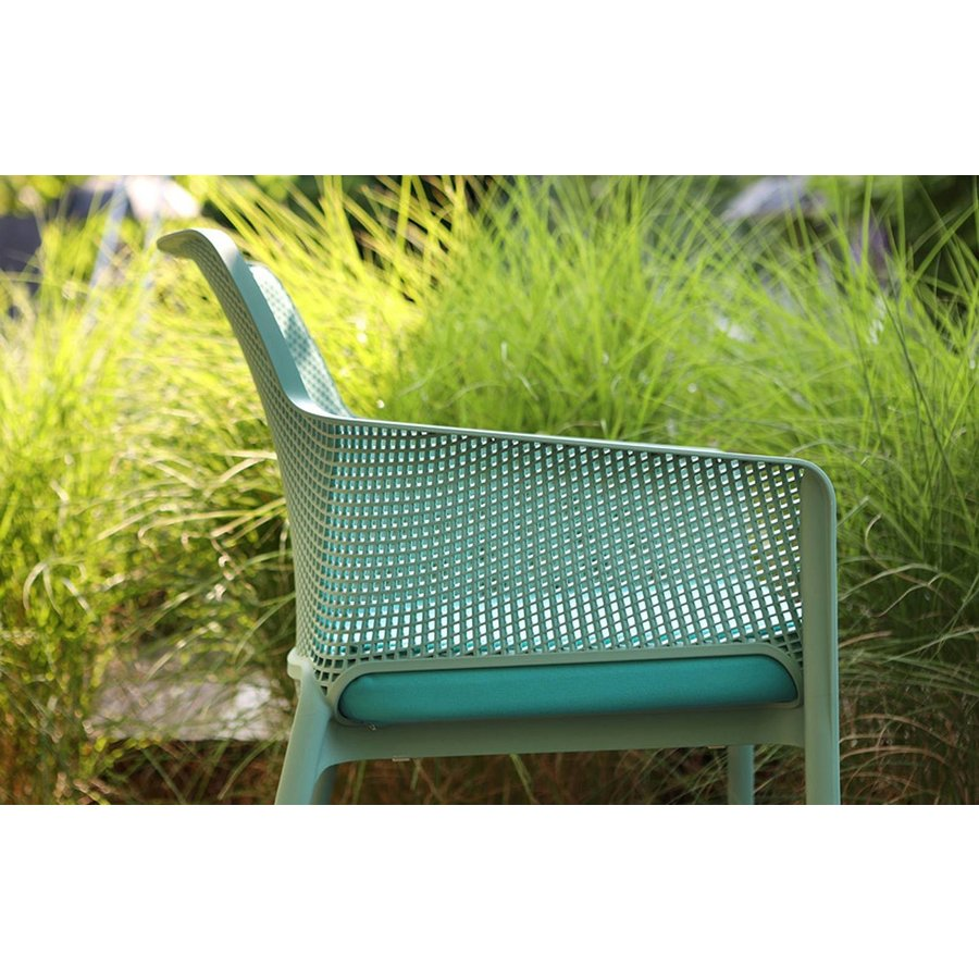 Tuinstoel Kussen - Net Relax - Grijs - Grigio - Sunbrella ® -  Nardi-8