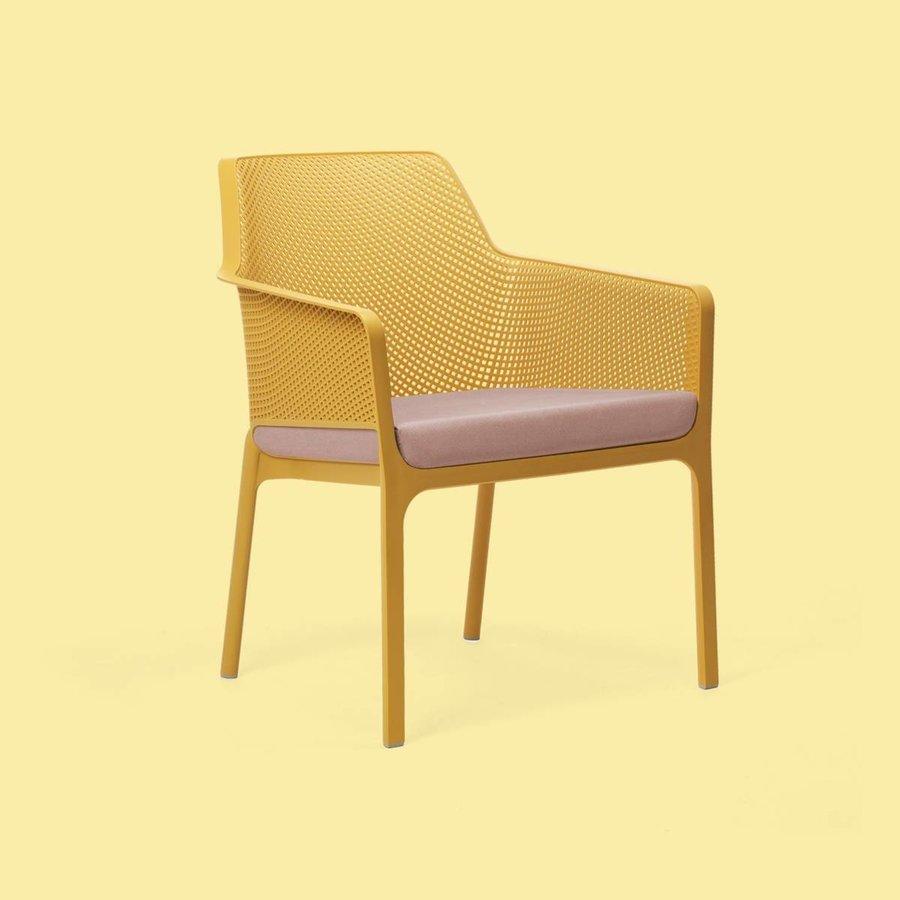 Tuinstoel Kussen - Net Relax - Grijs - Grigio - Sunbrella ® -  Nardi-9