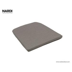 Nardi Tuinstoel Kussen - Net - Grijs - Grigio - Sunbrella ® -  Nardi