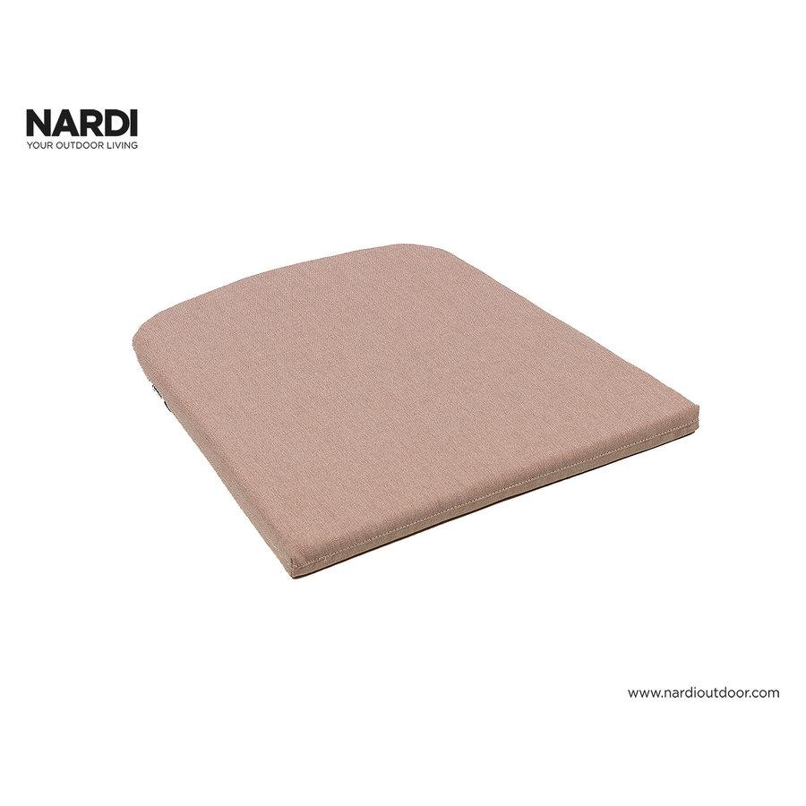 Tuinstoelkussen - Net - Grijs - Grigio - Nardi-5