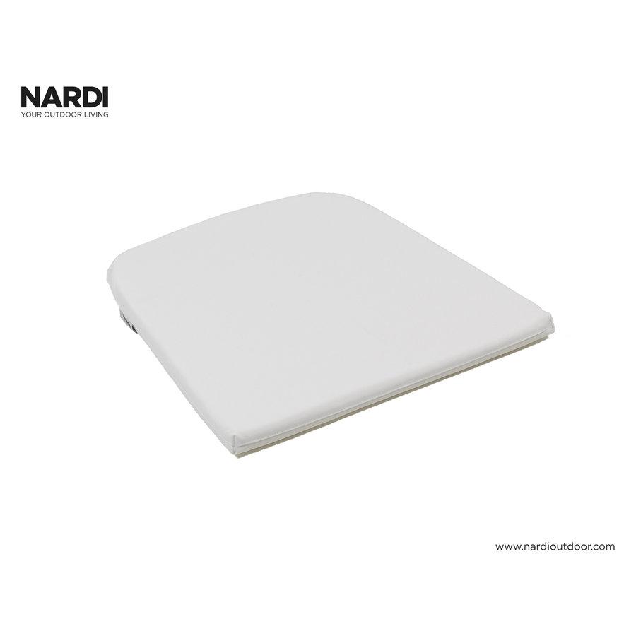 Tuinstoelkussen - Net - Wit - Bianco - Nardi-1